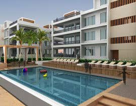 nº 77 pour Condominium Building Design par pladkani