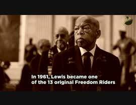 #31 pentru Black History Showcase Videos - John Lewis, Maya Angelou, Shirley Chisholm, Angela Davis de către ADNANusman786