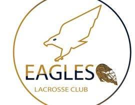 #139 cho Eagles Lacrosse Club Logo bởi Shakibajax