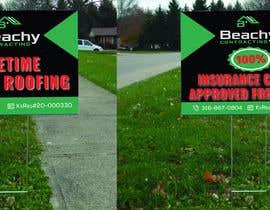 #204 untuk Build a yard sign oleh raselpti2