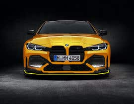 #40 for 3D Facelift for BMW M4 G82 af vlado77