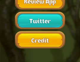 #9 for Forest Theme GameUI Design ( Only one screen ) af program23