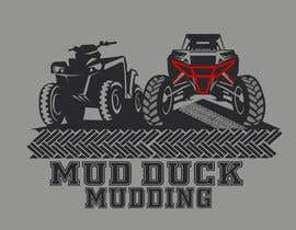 #115 для I need a logo designed for my mudding club. The logo needs to include 'Mud Duck Mudding' you can include tire tracks. I've included a picture of our UTV and Son all ideas welcome. от umarkhalifa138
