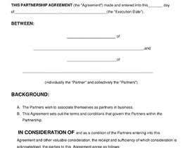#2 for business agreement af Azimkhan3580
