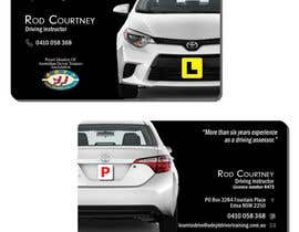 "#127 untuk Design some Business Cards for ""Adept Driving School"" oleh tlacandalo"