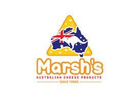 #71 cho New Logo Design Marsh's Cheese bởi munmun87