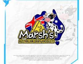 #85 cho New Logo Design Marsh's Cheese bởi edrilordz