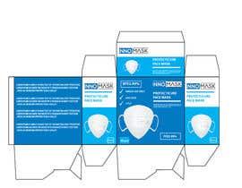 #72 untuk Product Package Design for Face Masks oleh sazzadh34