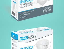 #99 for Product Package Design for Face Masks by rabiulsheikh470