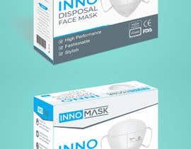 #99 untuk Product Package Design for Face Masks oleh rabiulsheikh470