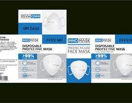 #86 untuk Product Package Design for Face Masks oleh nurcreation1