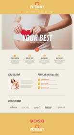 #1 for complet templates wordpress vote miss pregnant by Nihadricci