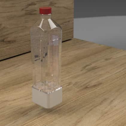 Proposition n°                                        97                                      du concours                                         juice bottle design