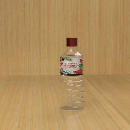 Proposition n°                                        101                                      du concours                                         juice bottle design