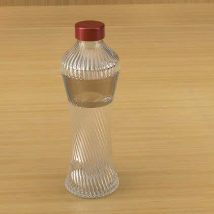 Proposition n°                                        126                                      du concours                                         juice bottle design