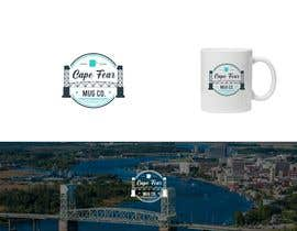 #132 cho Logo Creation - Cape Fear Mug Co. bởi dewiwahyu