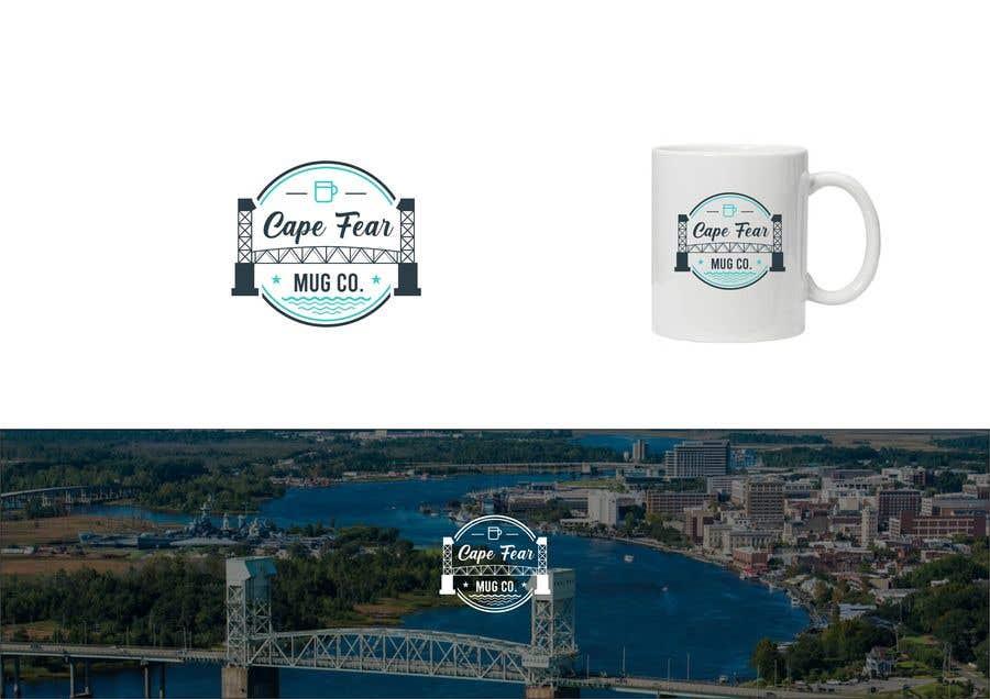 Inscrição nº                                         133                                      do Concurso para                                         Logo Creation - Cape Fear Mug Co.