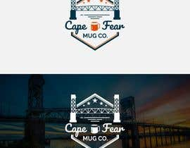 #140 para Logo Creation - Cape Fear Mug Co. por iwmdesign
