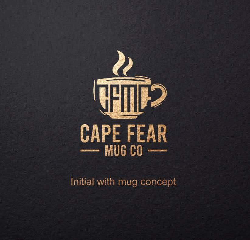 Inscrição nº                                         30                                      do Concurso para                                         Logo Creation - Cape Fear Mug Co.