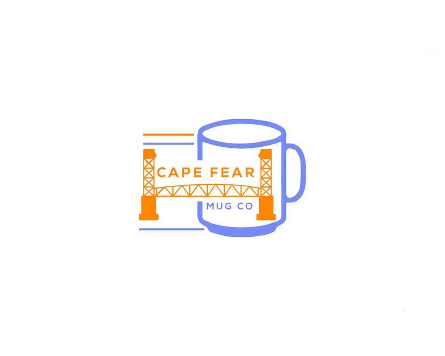 Inscrição nº                                         116                                      do Concurso para                                         Logo Creation - Cape Fear Mug Co.