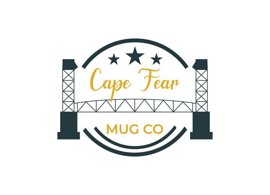 Inscrição nº                                         113                                      do Concurso para                                         Logo Creation - Cape Fear Mug Co.