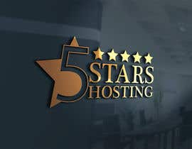 #36 for Design a Logo for 5Stars Hosting by mithusajjad