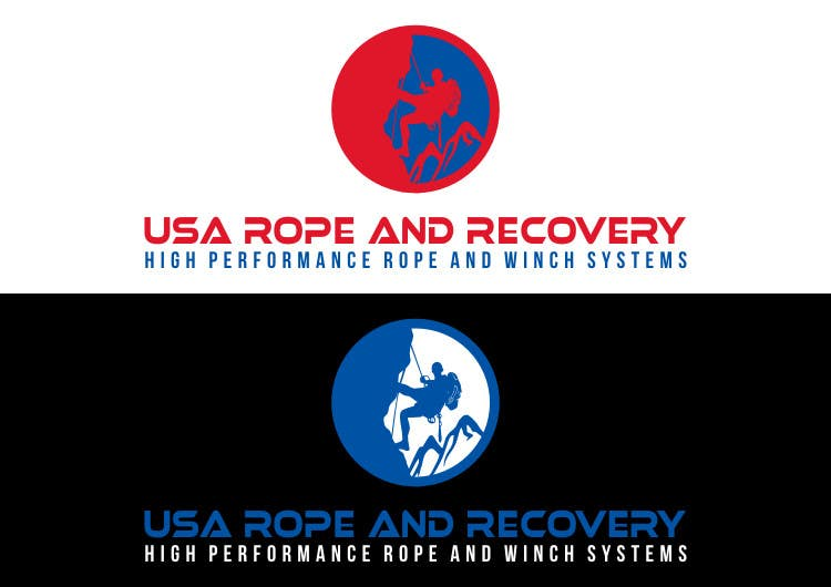 Contest Entry #14 for Design a Logo for a Rope and Winch Manufacturer