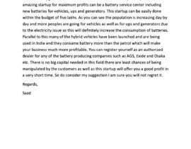 #10 cho I need a creative business idea. bởi Saad4007330