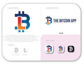 #39 for logo required for new app called 'the bitcoin app' by NazmulsDesigns