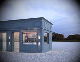 Nro 15 kilpailuun Small shop interior design with 3D käyttäjältä azeemkiyani786