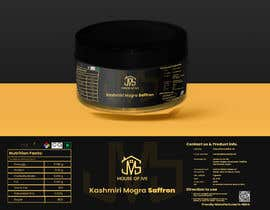#8 for Brand design for the product container/package - Saffron Threads by whoDanyalahmed