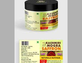 #11 for Brand design for the product container/package - Saffron Threads by parvez2133