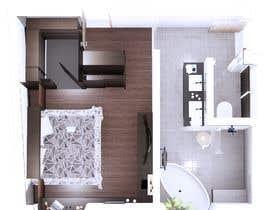 #80 untuk Design my bedroom oleh sebastianchd95