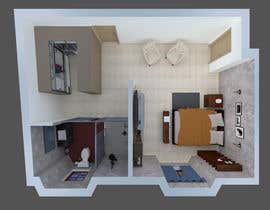 #33 cho Design my bedroom bởi rumendas
