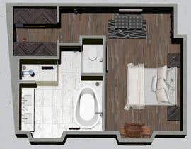 #78 untuk Design my bedroom oleh BECSFREELANCE