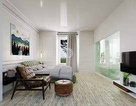 #61 cho Design my bedroom bởi beehive3dworks