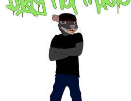 #39 for Re-Draw Rat Logo af niceobr