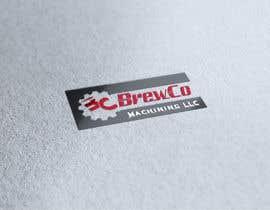 #682 for BrewCo Machining af Designangle