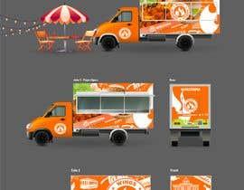 #17 for Food Van Design for Fast Food Restaurant af binaliasy
