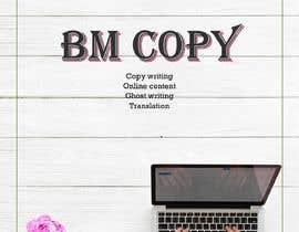 #128 cho Create a logo: BM Copy bởi akalilirabiah97