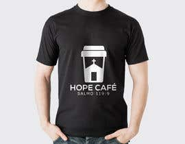 nº 45 pour LOGO / HOPE CAFE par Lifehelp