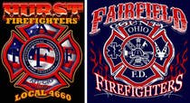 T-Shirts Contest Entry #2 for Firefighter