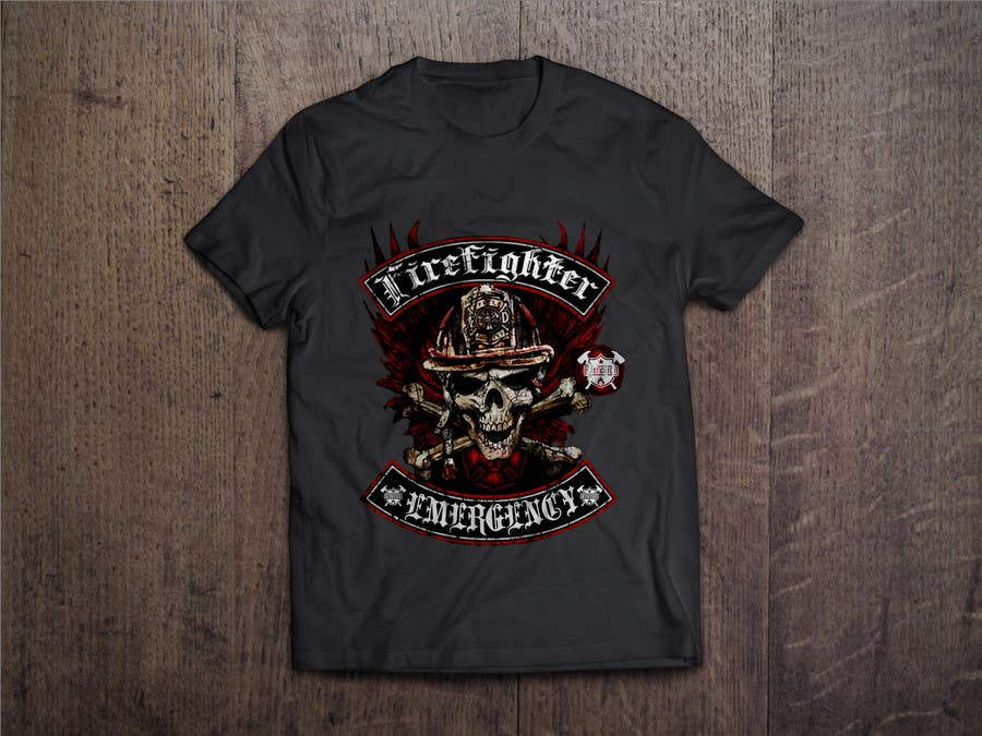 Contest Entry #45 for Firefighter