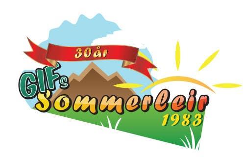 Kilpailutyö #                                        49                                      kilpailussa                                         Logo Design for summer camp