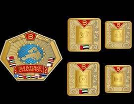 #43 cho designing a wrestling champion belt bởi umarkhalifa138