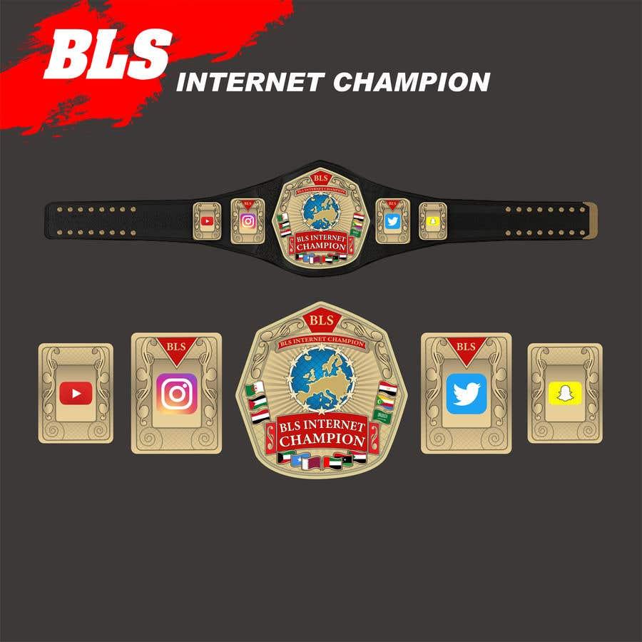 Bài tham dự cuộc thi #                                        41                                      cho                                         designing a wrestling champion belt