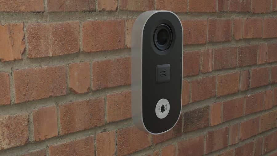 Bài tham dự cuộc thi #                                        30                                      cho                                         Design for doorbell device.