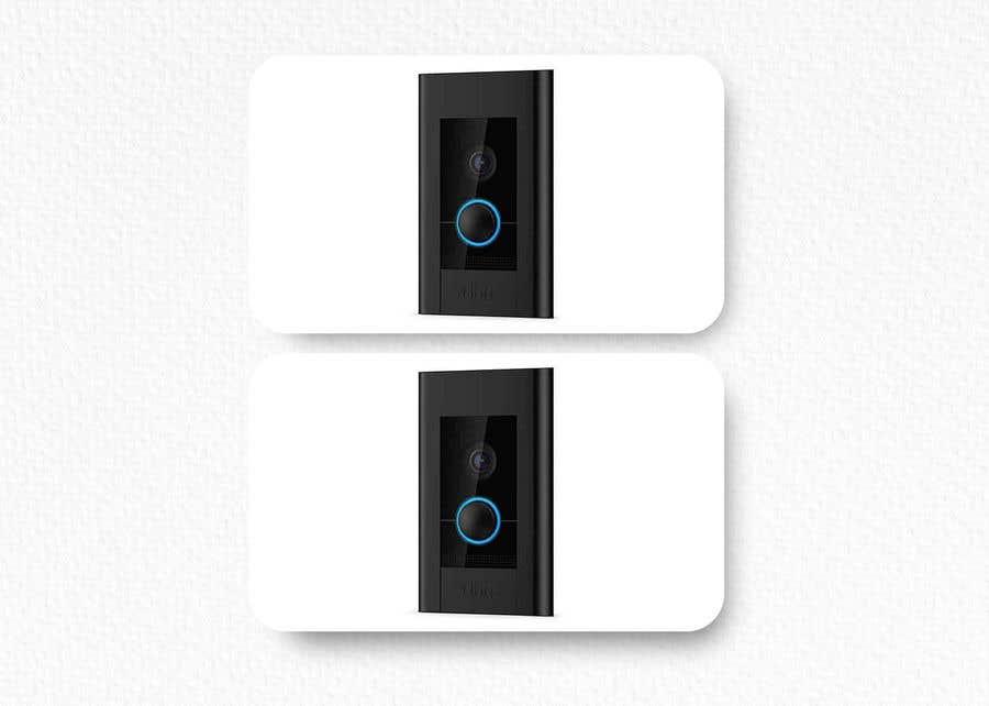 Bài tham dự cuộc thi #                                        21                                      cho                                         Design for doorbell device.