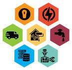 Bài tham dự #50 về Graphic Design cho cuộc thi Logo for a multi services company