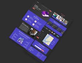 #46 pentru Design 1 landing page for a developer team de către chauhananimation